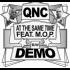 Q-Ball & Curt Cazal ft. M.O.P. - At The Same Time (Black Vinyl)