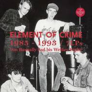 Element Of Crime - 1985-1993 (Strictly Limited Box Set)