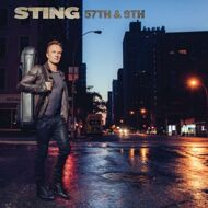 Sting - 57th & 9th (Blue Vinyl)