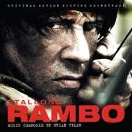 Brian Tyler - Rambo (Soundtrack / O.S.T.) [Camo Splatter Vinyl]