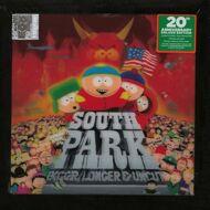 Various - South Park: Bigger, Longer & Uncut (Soundtrack / O.S.T. - RSD 2019) [Green/Blue Vinyl]