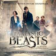 James Newton Howard - Fantastic Beasts And Where To Find Them (Soundtrack / O.S.T.) [Colored Vinyl]