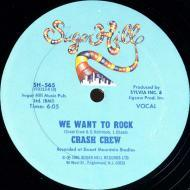 Crash Crew - We Want To Rock