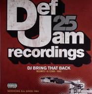 Various - Def Jam`s 25th Anniversary: DJ Bring That Back Vol. 1 & 2 (2008-1984)