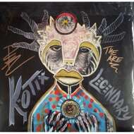 K-Otix - Legendary (Signed Edition Blue)