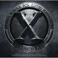 Henry Jackman - X-Men - First Class (Soundtrack / O.S.T.)