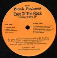 East Of The Rock - Galaxy Rays