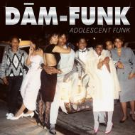 Dam-Funk - Adolescent Funk