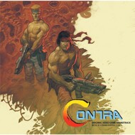 Konami Kukeiha Club - Contra (Soundtrack / Game)