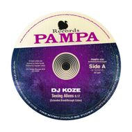 DJ Koze - Seeing Aliens EP
