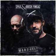 Spax & DJ Brisk Fingaz - Wahrheit EP (White Vinyl)