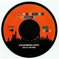 2Pac & Dr Dre / Ronnie Hudson - California Love / West Coast Pop Lock