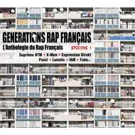 Various - Generations Rap Francais