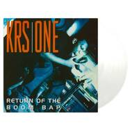 KRS-One - Return Of The Boom Bap (Clear Vinyl)