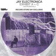 Jay Electronica - Exhibit A + C (Black Friday 2015 - Picture Disc)