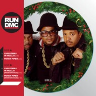 Run-DMC - Christmas In Hollis/Peter Piper (Picture Disc - Black Friday 2016)