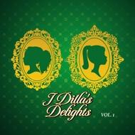 J Dilla (Jay Dee) - J Dilla's Delights Vol. 1 (Black Waxday RSD 2017)