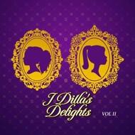 J Dilla (Jay Dee) - J Dilla's Delights Vol. 2 (Black Waxday RSD 2017)