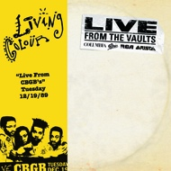 Living Colour - Live From The Vaults - CBGB's 12.19.89 (RSD 2018)