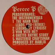 Percee P & Madlib - Perseverance (Instrumentals)