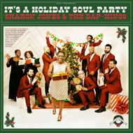 Sharon Jones & The Dap Kings - It's A Holiday Soul Party! (Green Vinyl)