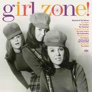 Various - Girl Zone (Red Vinyl)