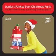 Various - Santa's Funk & Soul Christmas Party Vol. 3