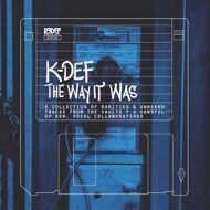 K-Def - The Way It Was (Sea Blue Vinyl)