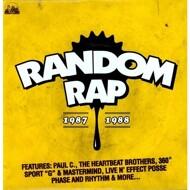 Various - Random Rap (1987-1988)