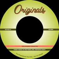 The Dynamic Corvettes / The D.O.C. - Funky Music Is The Thing (Mr. Fantastic Edit) / Lend Me An Ear