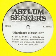 DMX Krew (Asylum Seekers) - Hardcore House EP