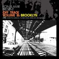 Kon & Amir Present - Off Track Volume III: Brooklyn