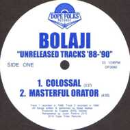 Bolaji - Unreleased Tracks '88-'90