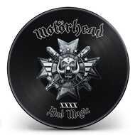 Motörhead - Bad Magic (Silver Picture Disc)