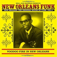 Various - New Orleans Funk 4: Voodoo Fire In New Orleans 1951-75