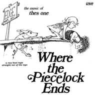 Thes One - Where The Piecelock Ends (Black Vinyl)