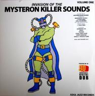 Various (Kevin Martin of The Bug presents) - Invasion Of The Mysteron Killer Sounds Vol. 1