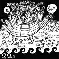 Mo Kolours - Meroe EP