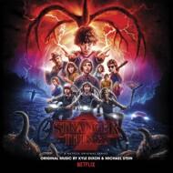 Kyle Dixon & Michael Stein - Stranger Things - Season 2 (Soundtrack / O.S.T.) [Clear Splatter Edition]