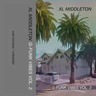 XL Middleton - G-Funk Vibes Volume 2 (Tape)