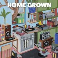 Various - Home Grown (Tape)