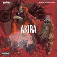 Kyo Itachi & Realio Sparkzwell - Akira (Red Vinyl)