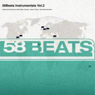 Various - 58 Beats Instrumentals Volume 2