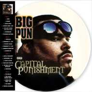 Big Punisher - Capital Punishment (Picture Disc)