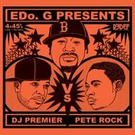 Ed O.G. (Edo G) presents - Pete Rock Vs. DJ Premier