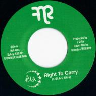 5 Elementz (5 Ela) - Right To Carry