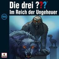 Various - Die Drei ??? Im Reich der Ungeheuer (# 195)
