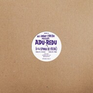 DJ Spinna pres. ADU-REDU - Crime / War (A DJ Spinna Refreak)