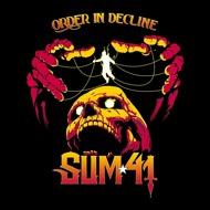 Sum 41 - Order In Decline (Orange Vinyl)
