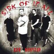 Sick Of It All - XXV Nonstop (Black Vinyl)